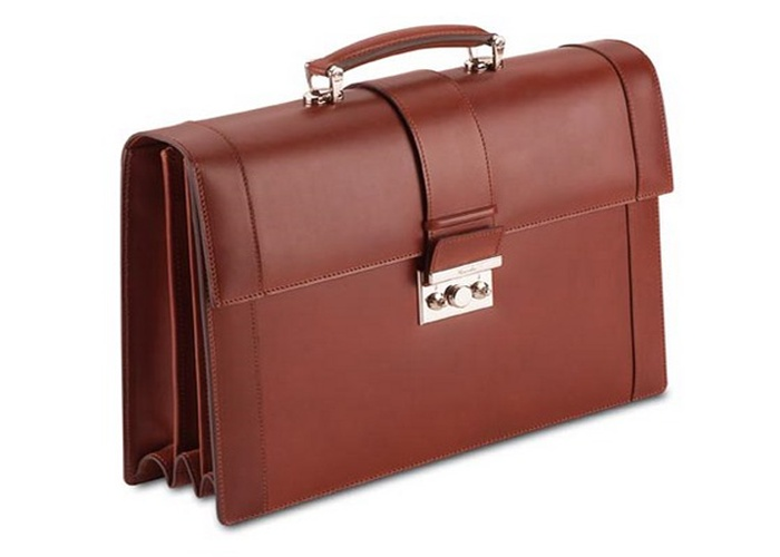 Leather Business Bags for Men | TheCorporateGiveaways
