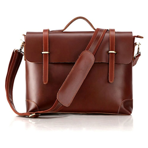 Leather Business Bags For Men