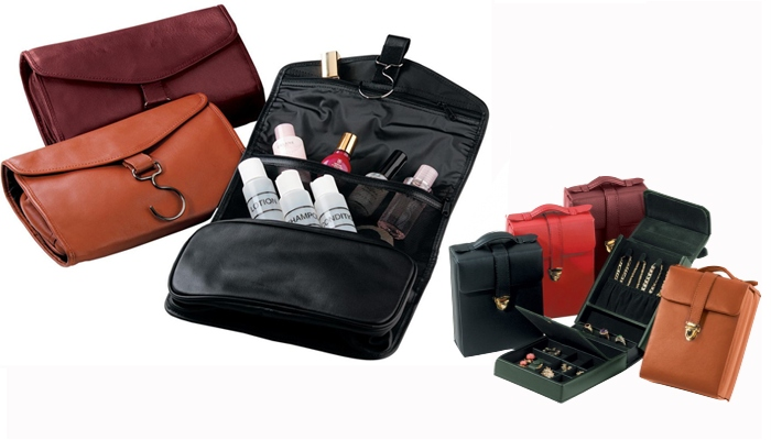 Leather Travel Accessories For Women