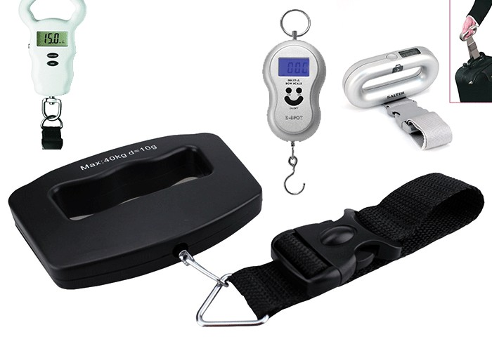 Luggage-Weigher