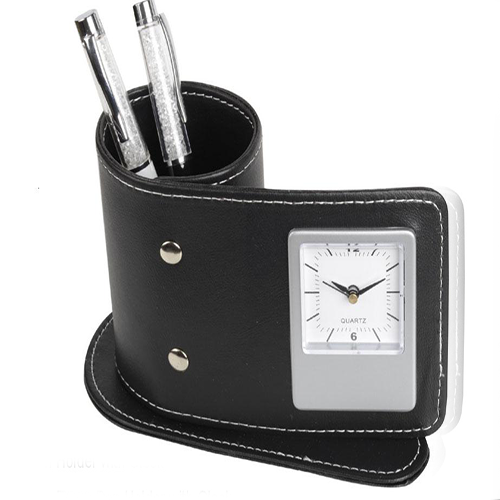 Pen Holder Clocks