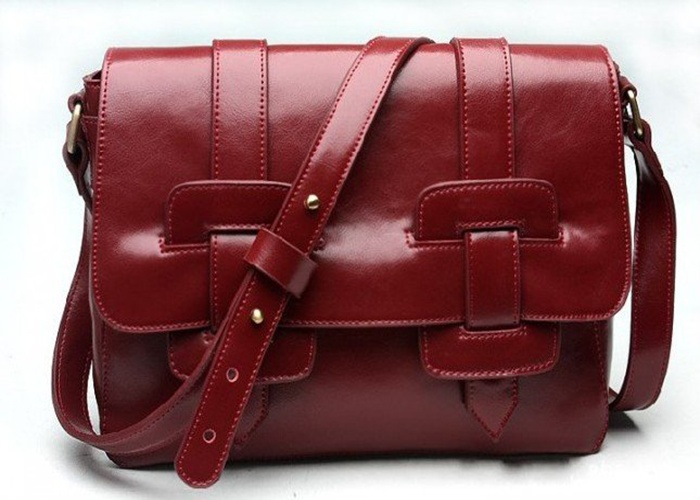 Leather Business Bags for Women